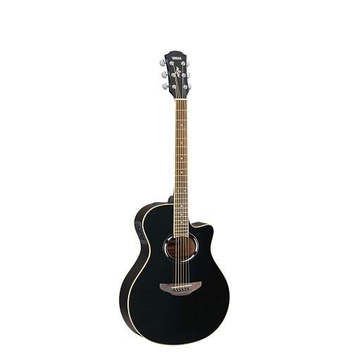 YAMAHA Gitar Akustik Elektrik [APX-500II] - Black - Gitar Akustik Elektrik